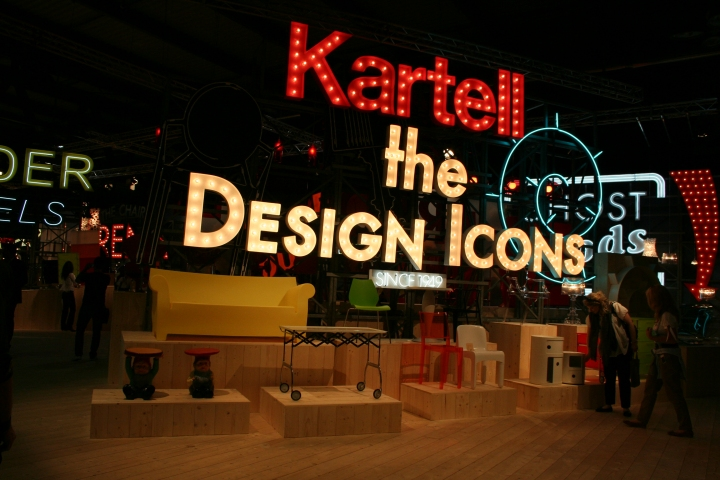 Kartell, Milano Design Week 2011