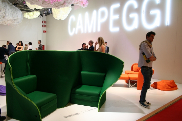 Campgrounds, Milan Design Week 2011