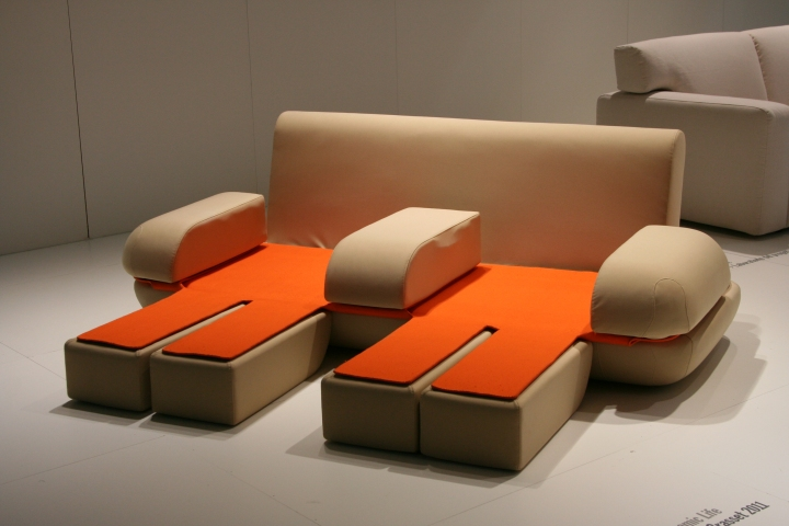 Campings, Milan Design Week 2011