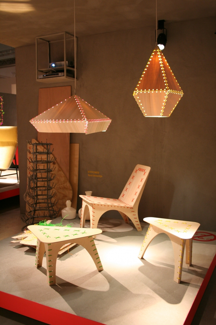 Moroso, Milan Design Week 2011