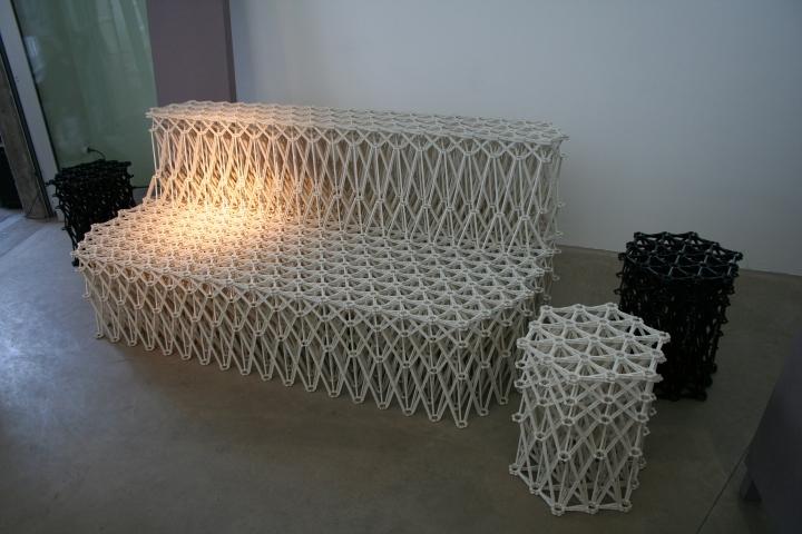 Yuya Ushida, Mailänder Designwoche 2011 Ventura Lambrate
