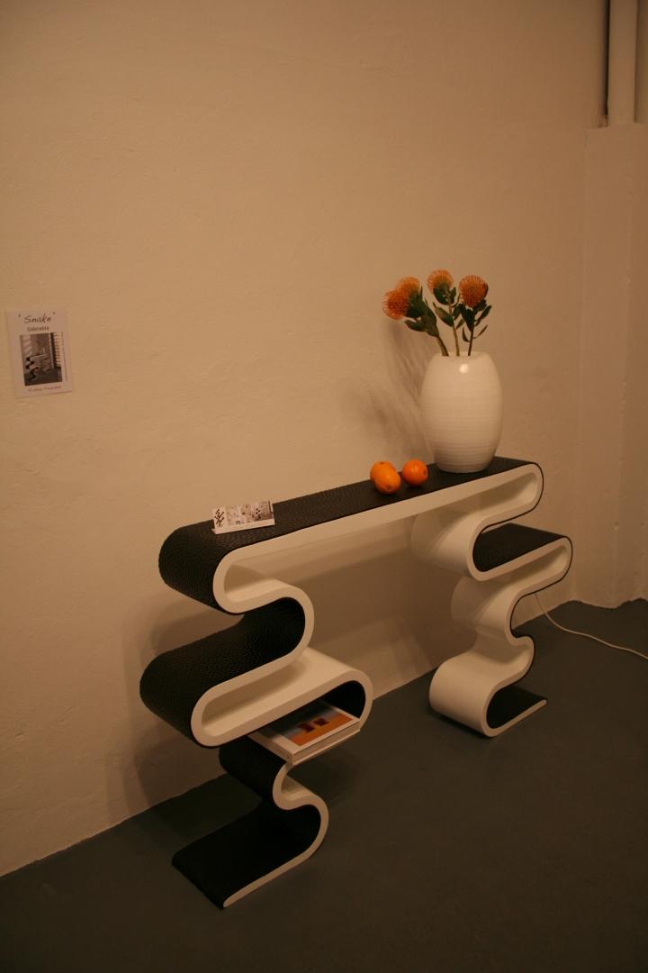 Tristan Frencken, Mailänder Designwoche 2011 Tortona