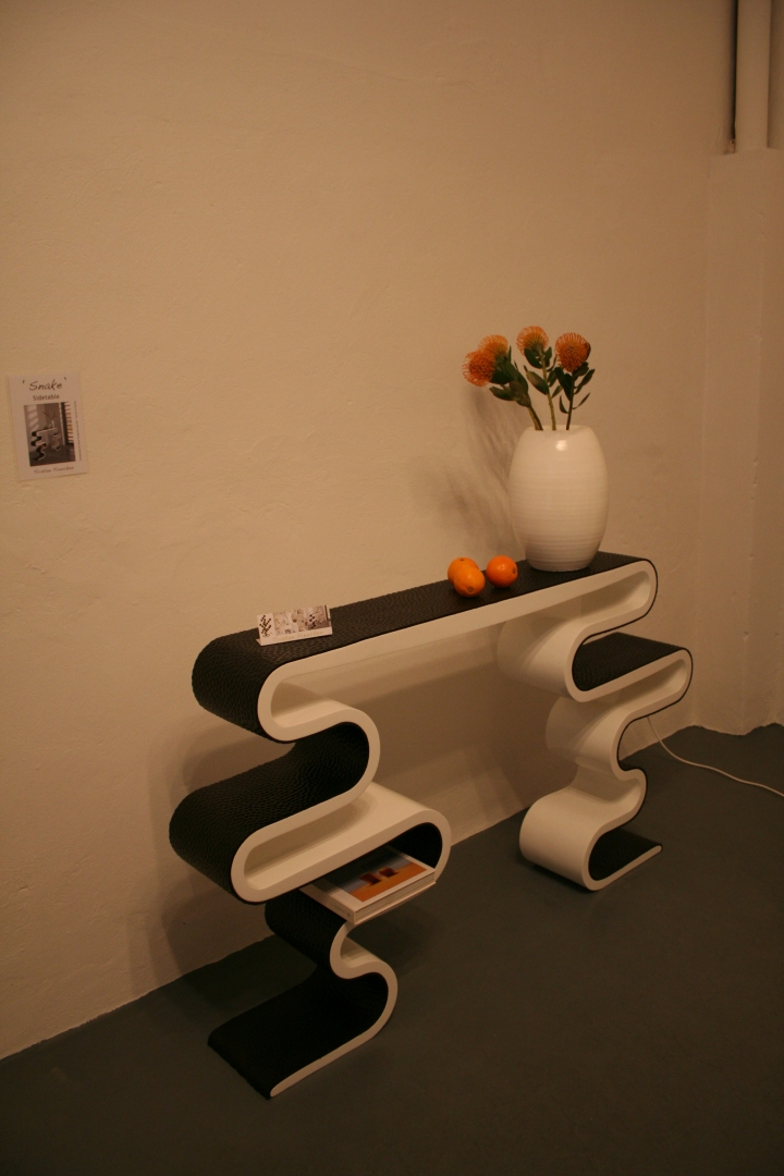 Tristán Frencken, Milan Design Week 2011 Tortona