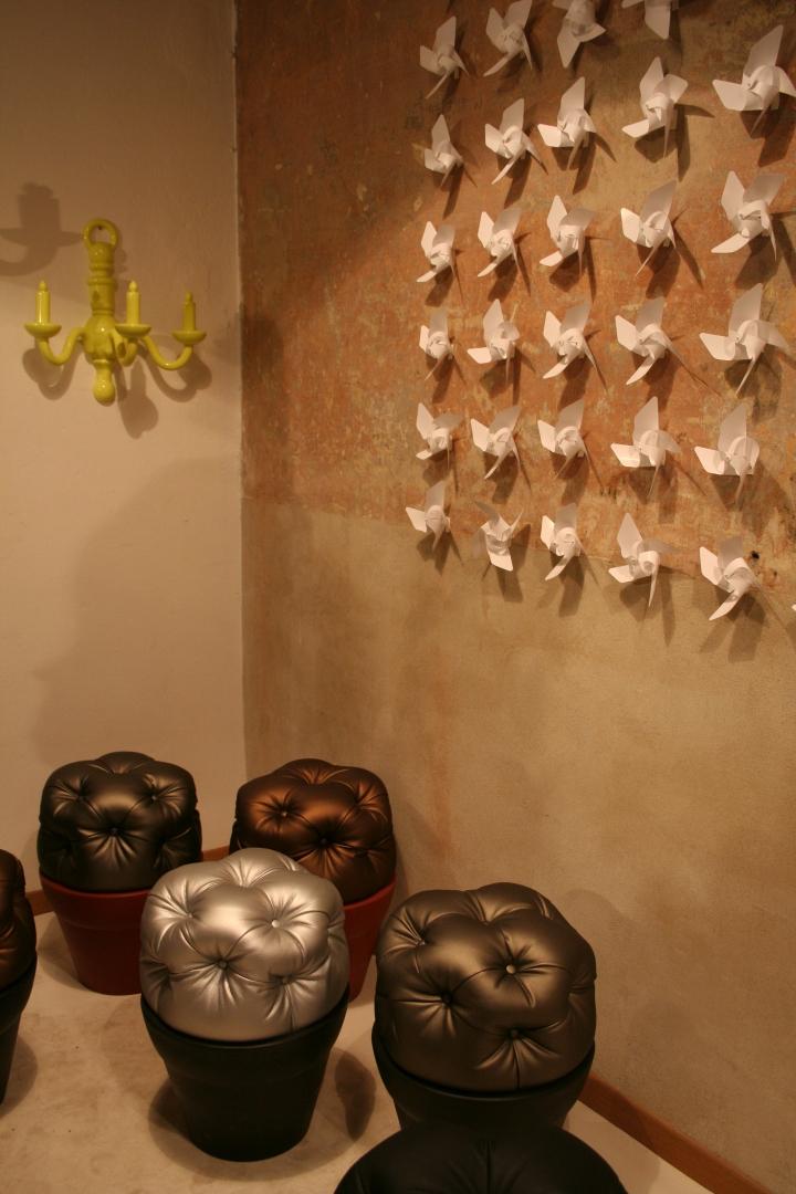 Summer Néerlandais par Tweelink, Milan Design Week 2011 Tortona