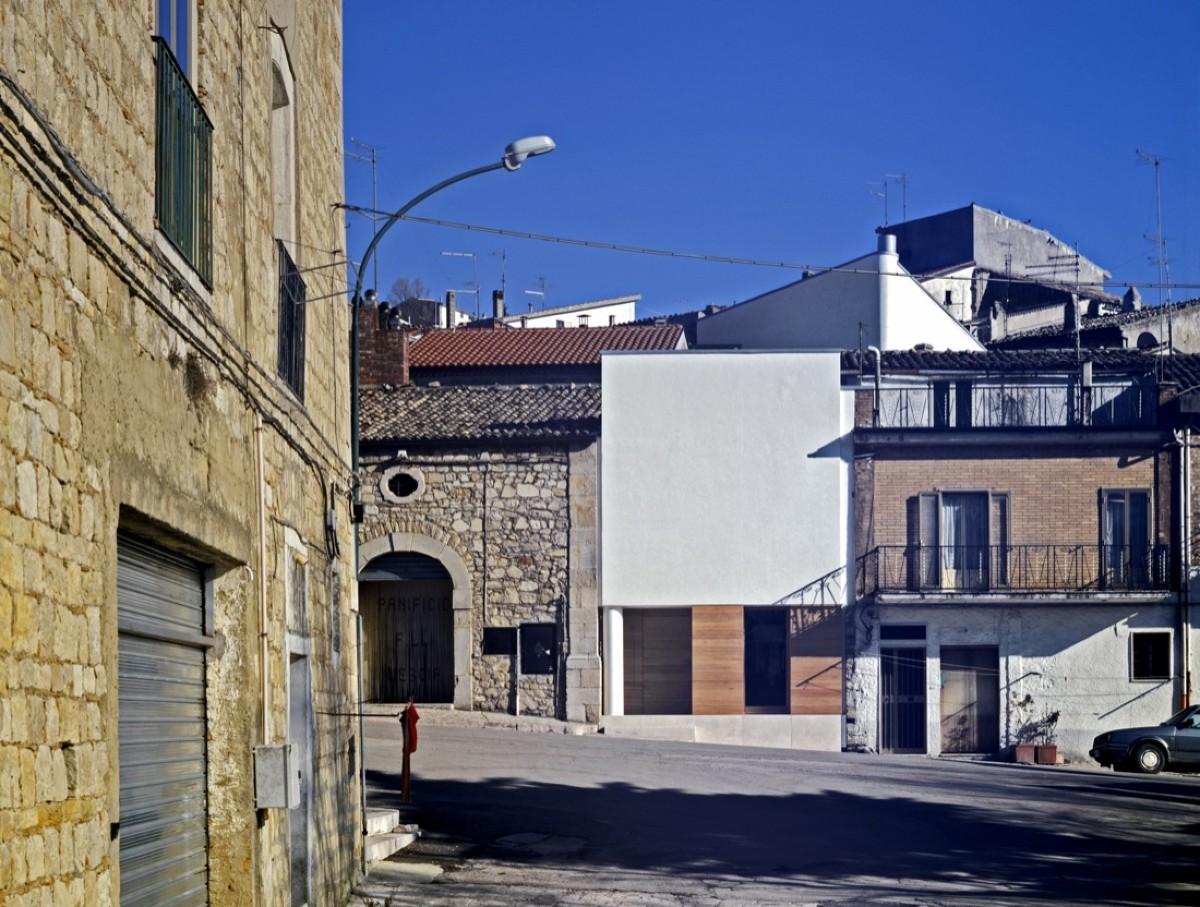 Raimondo Guidacci deux maisons 10