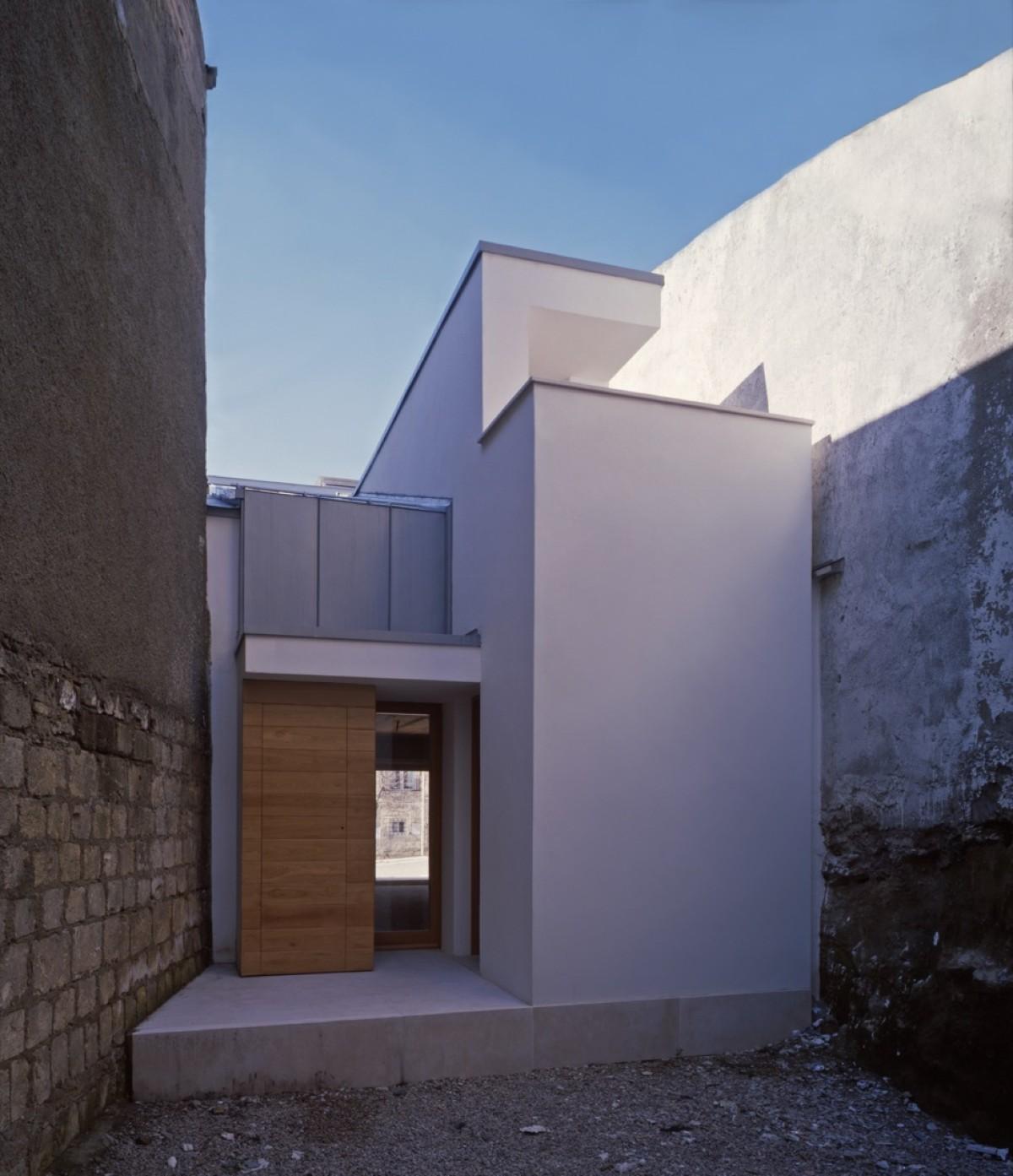 Raimondo Guidacci deux maisons 12