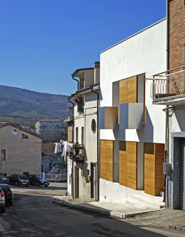 Raimondo Guidacci deux maisons 13