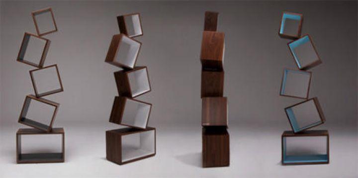 Equilibrium-Modern-Bookcase-by-Alejandro-Gomez-Stubbs-Modern-Design