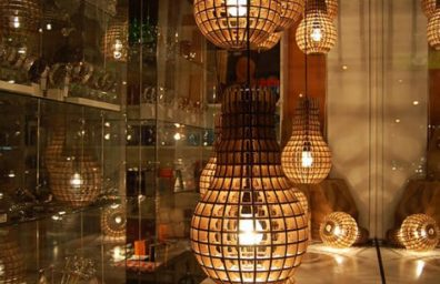 Madera-Bulb por Barend Hemmes-Modern-Diseño