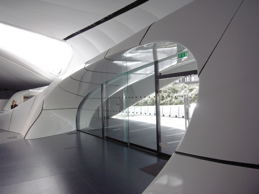 Zaha Hadid mobil Atizay Pavilion 06