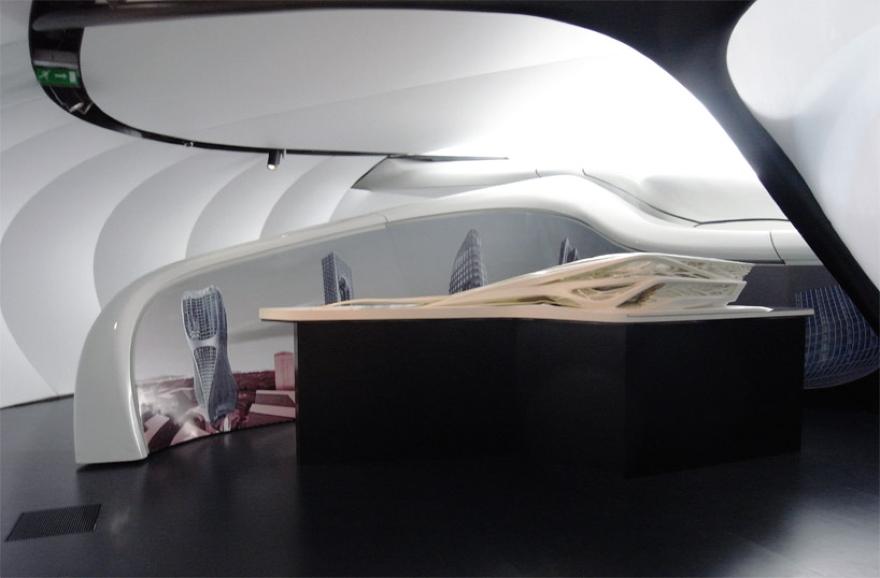 Zaha Hadid mobil Atizay Pavilion 11