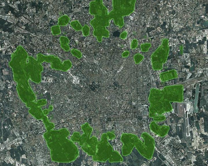 il_parco_orbitale_mappa