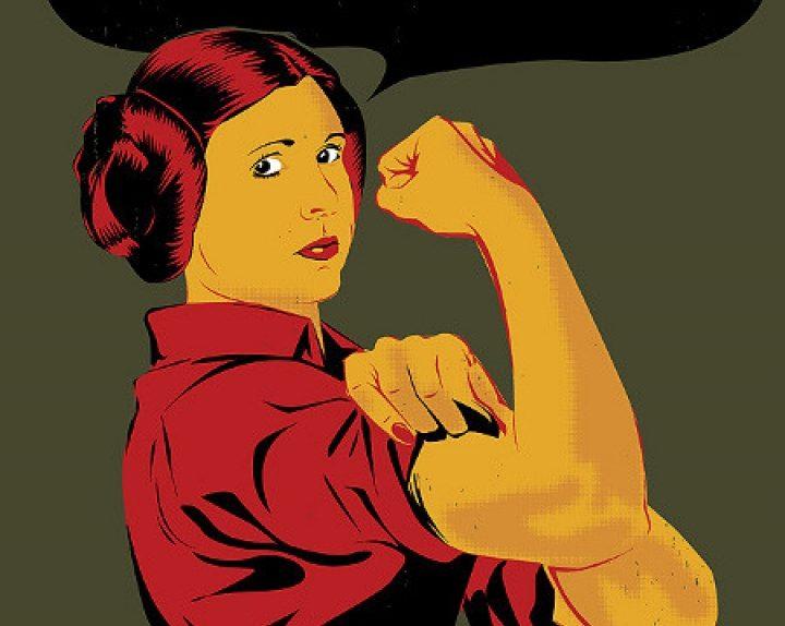 Star Wars de style posters
