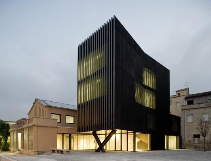 centro cultural Olga Felip Ordis 1