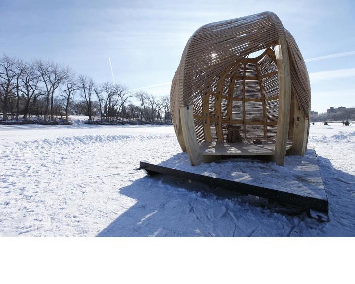 SEIL Pavillon Foto 1