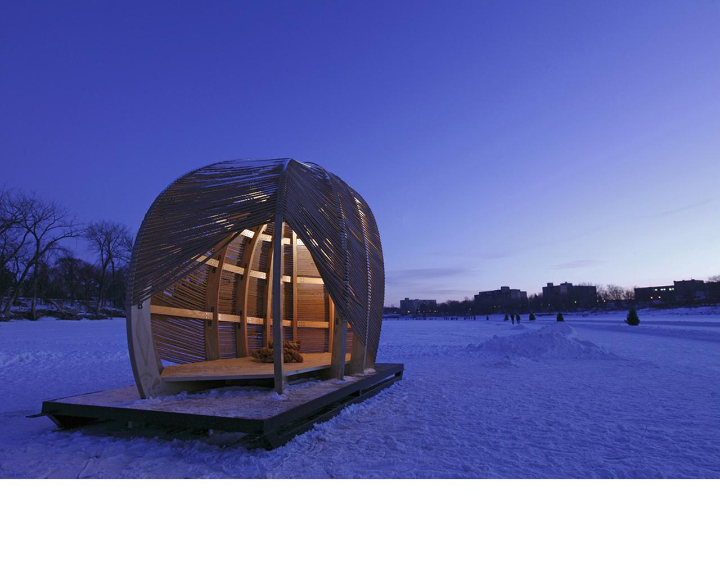 CORDE pavillon Photo 4