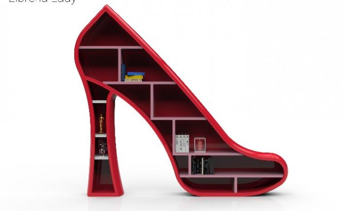 Libreria Lady i