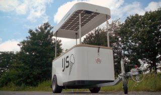 spring time sustainable ice cream cart 001