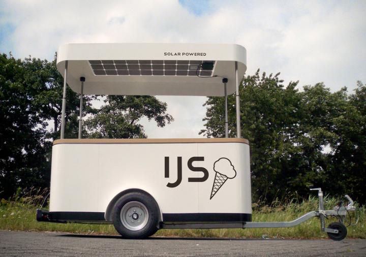 tiempo de primavera helado sostenible carrito 002