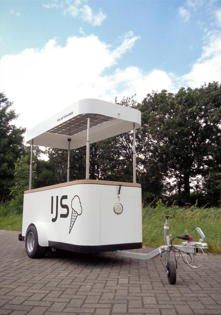 tiempo de primavera helado sostenible carrito 018