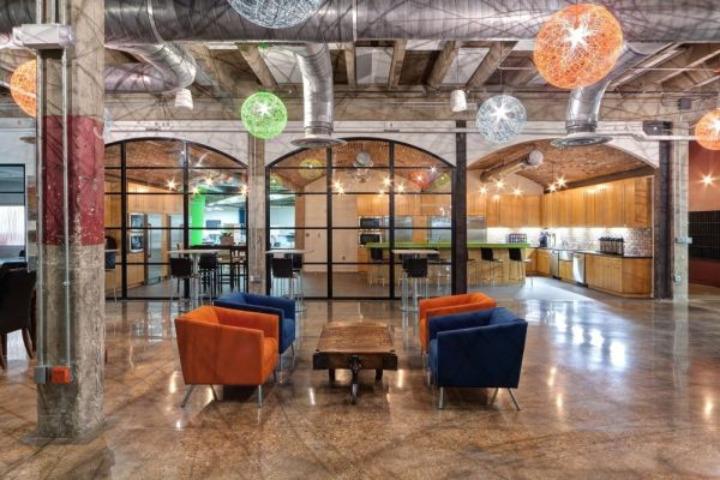 VLK Architects iProspect escritório 1