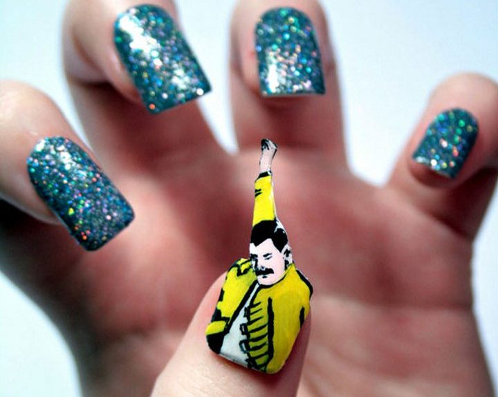 Kayleigh Oconnor Creative Nail Art Social Design Magazine