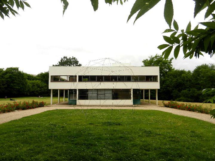 a - Villa Savoye 103