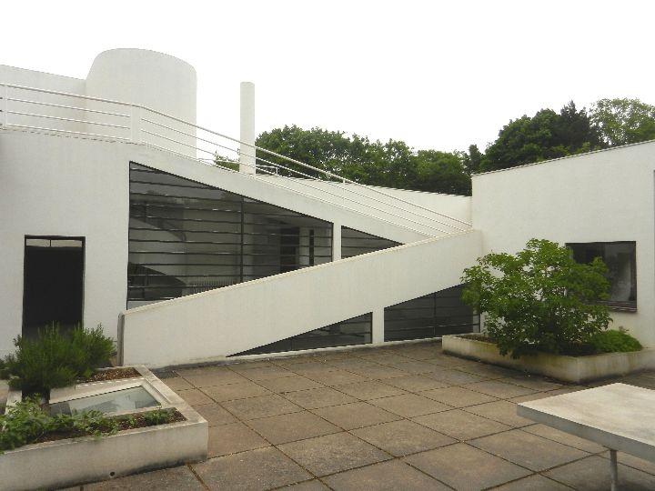 a - Villa Savoye 20