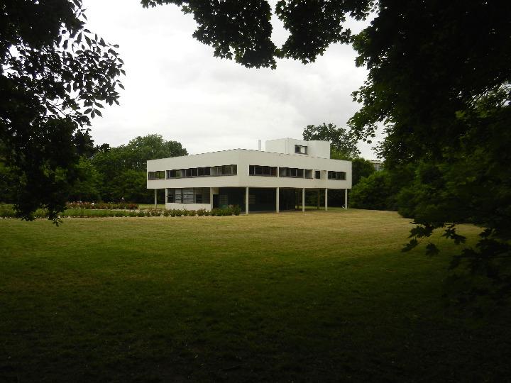 a - Villa Savoye 5