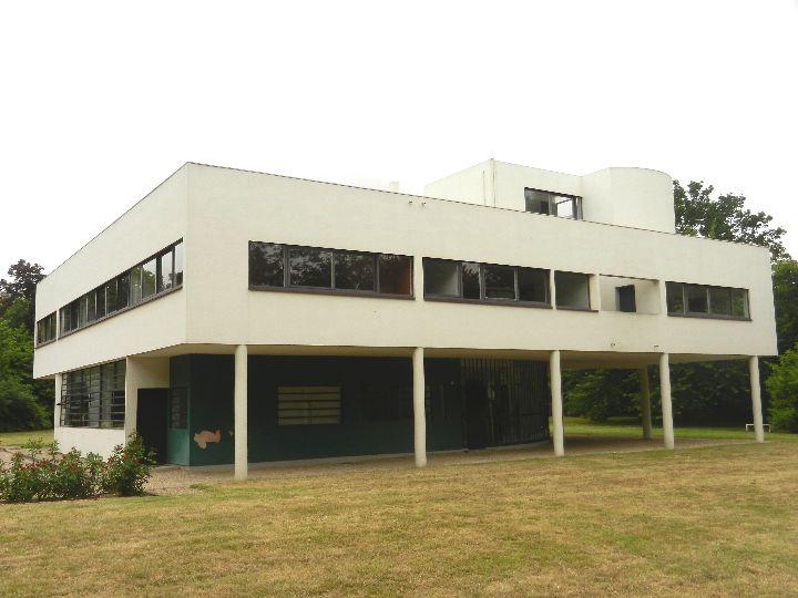 a - Villa Savoye 79