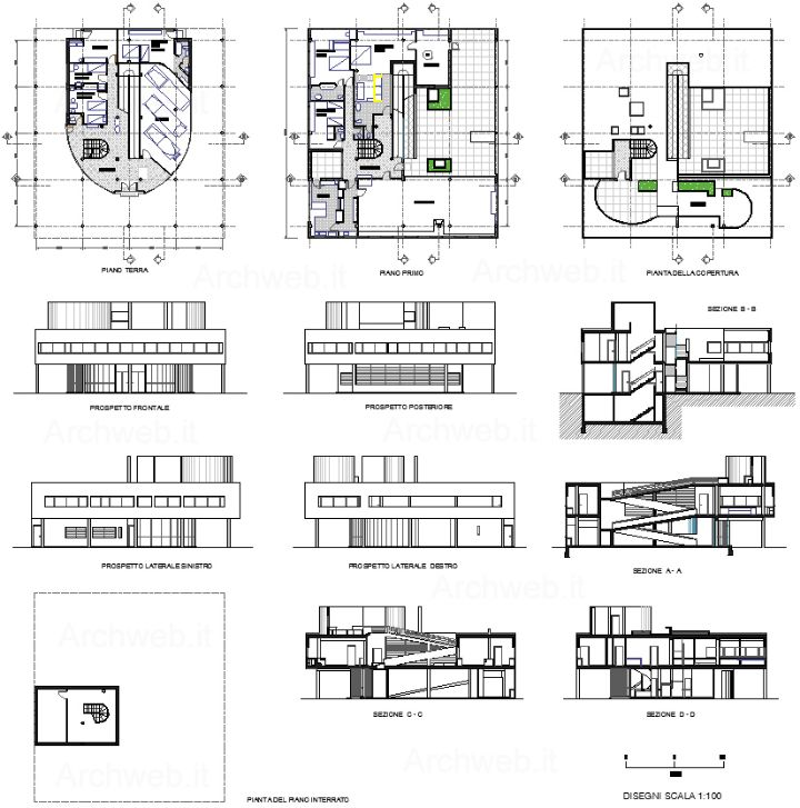 2013 03 01 archive also Building front elevation drawings in addition Small House Floor Plans Under 1000 Sq in addition Glassmenagerie additionally Le Corbusier Ville Savoye. on house elevations sketches of a 4