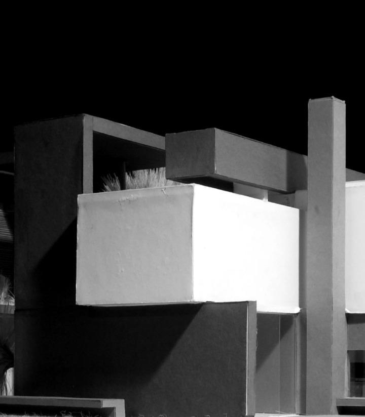 écheveaux architecture maison n ° 6