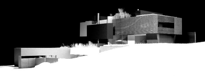 Architecture écheveaux maison n. 2