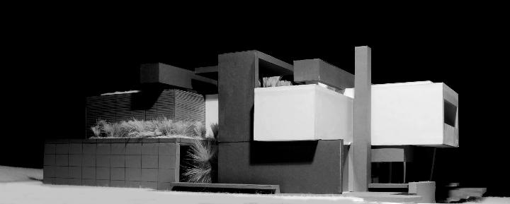 Architecture écheveaux maison n. 4