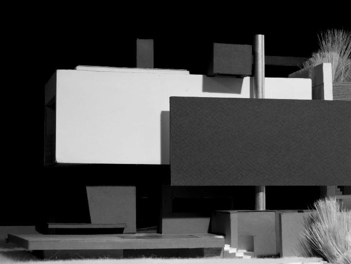 Architecture écheveaux maison n. 8