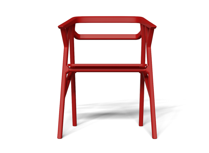 icono study A-CUT chair 1