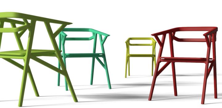 ICONO研究A-CUT椅子4
