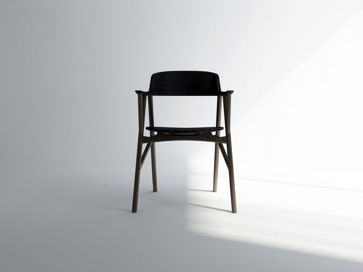 Dongsung jung ever knows chair 01