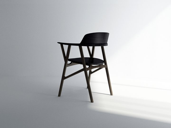 Dongsung jung ever knows chair 02