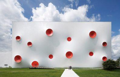 l'architecture magma tir olympique lieu 01
