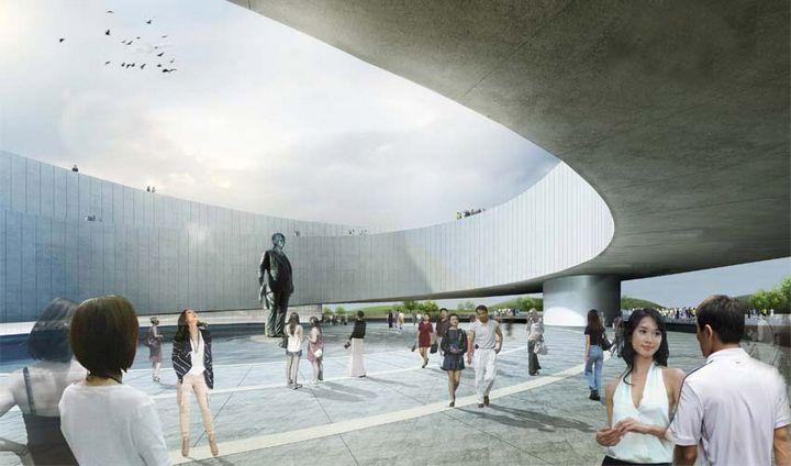 samaranch memorial museum hao archiland beijing 10