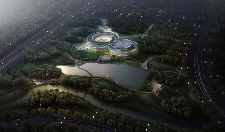 サマランチ記念館ハオArchiland北京13