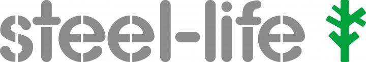 lifegrande logo en acier