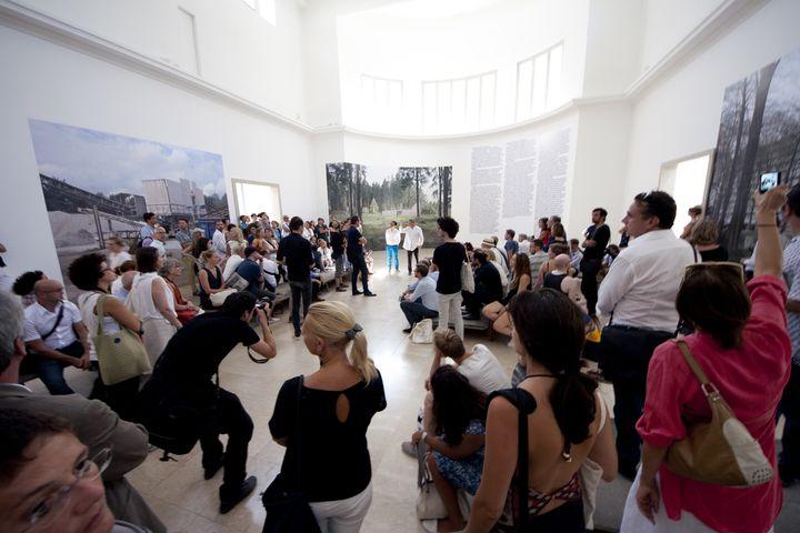 biennale di venezia 2012 german pavilion 22