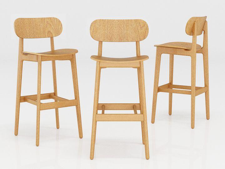 PLC stool by Pearson Lloyd