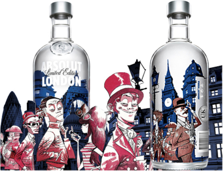 Absolut londres 21