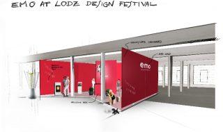 emo design festival lodz Schizzo Stand