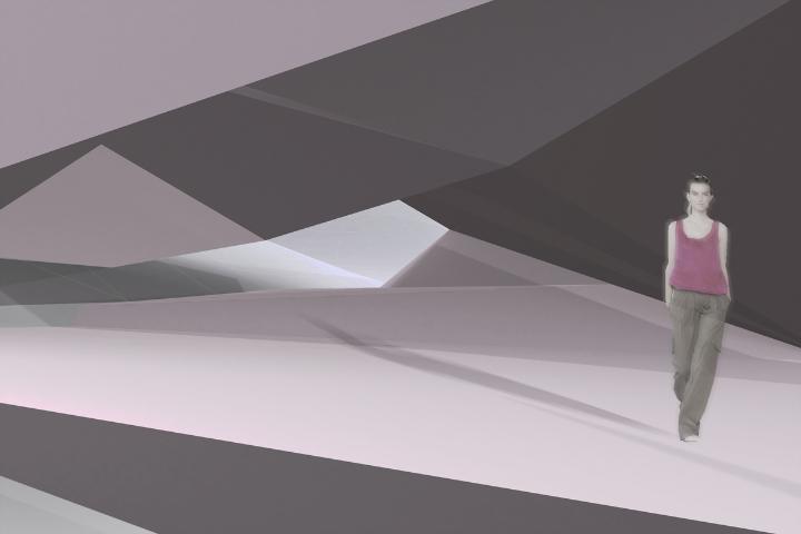 Junho Murata Architect Trigonal Continuum 06