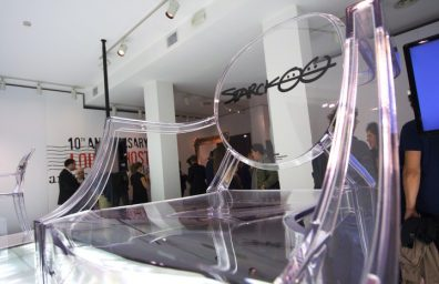 Kartell Louis Ghost aniversario 10th 7200