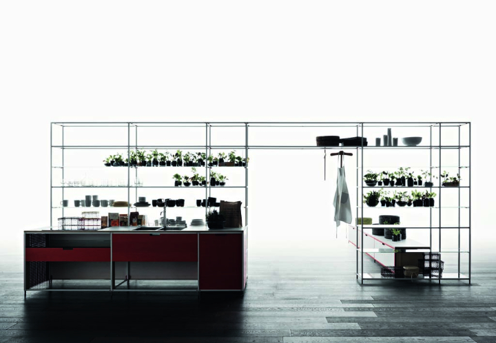Meccanica 1 demode engineered by Valcucine 1